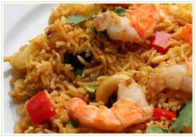 Thai Seafood Rice